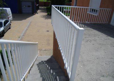 Barrières Aluminium et Inox